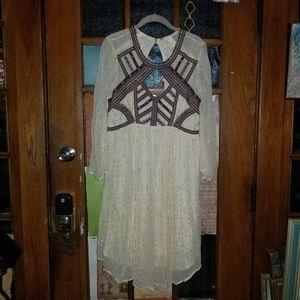 Free people medium boho dress